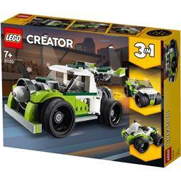 Creator - Creator Raketbil