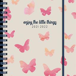 Skolalmanackor - Kalender Butterfly A6