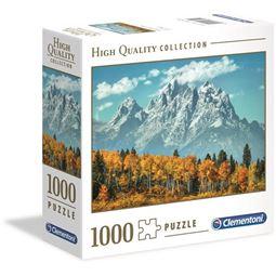 1000 - Pussel 1000 Grand Teton In Fall