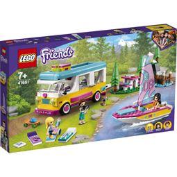 Friends - Friends Husbil och Segelbåt i Skogen