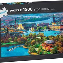 1500 - Pussel 1500 Stockholm