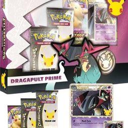 Kortspel - Pokemon 25th Celebrations Collection