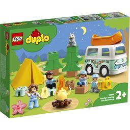 Duplo - Duplo Familjeäventyr Med Husbil