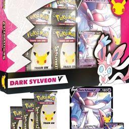 Kortspel - Pokemon25th Celebrations Collection
