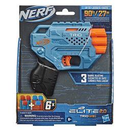 Verktyg/vapen/uniformer - Nerf N-Strike Elit 2.0 Trio DT-3