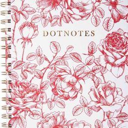 Böcker 6% - DotNotes Blommor