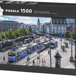 1500 - Pussel 1500 Göteborg
