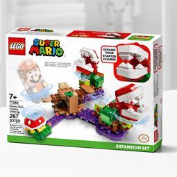 Super Mario - Super Mario Pirhana Plant Puzzling Challenge