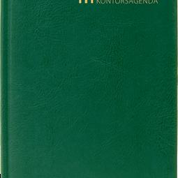 Årsbundet - Kontorsagenda Grön