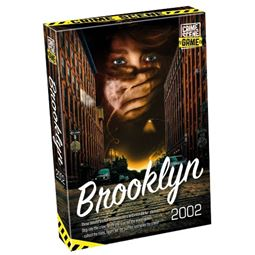 Partyspel - Crime Scene Brooklyn