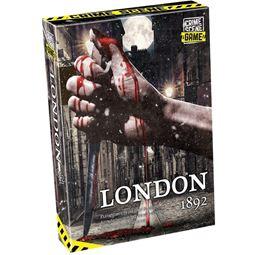 Partyspel - Crime Scene London