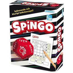 Familjespel - Spingo