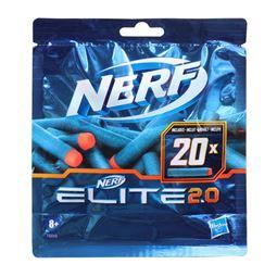 Verktyg/vapen/uniformer - Nerf N-Strike Elit 2.0 Refill 20
