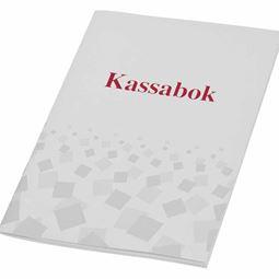 Böcker 6% - Kassabok A6