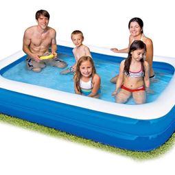 Sommar - Transparant Pool