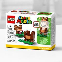 Super Mario - Super Mario Tanooki Mario
