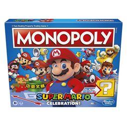 Familjespel - Monopol Super Mario