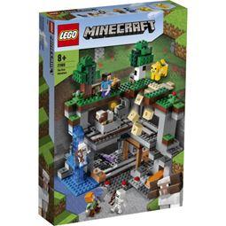 Minecraft - Minecraft Det Första Äventyret