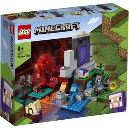 Minecraft - Minecraft Den Förstörda Portalen