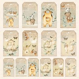 Papper - Babys First Clothes Tags