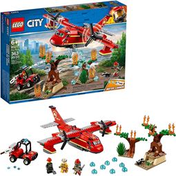 City - City Brandflygplan