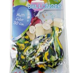 Ballonger - Ballonger Multicolor
