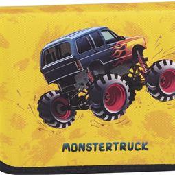 Leksaker - Fyllt Pennskrin Monster Truck