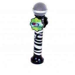 Leksaker - Mikrofon Svart/Vit