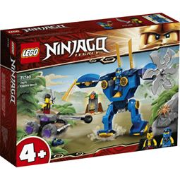 Ninjago - Ninjago Jays Elektrorobot
