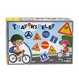 Barnspel - Trafikspelet