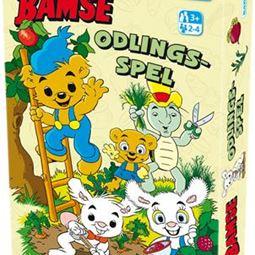 Barnspel - Bamse Odlingsspel