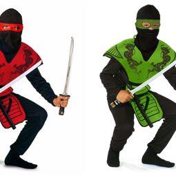 Leksaker - Ninja kläder