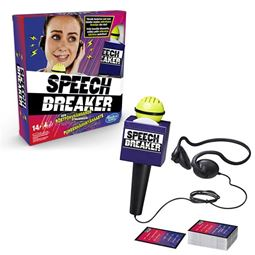 Partyspel - Speech Breaker