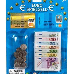 Sommar - Euro Leksakspengar