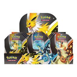 Kortspel - Pokemon Eevee Evolution Tin
