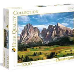 1000 - Pussel 1000 Alperna