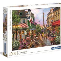1000 - Pussel 1000 Flowers In Paris
