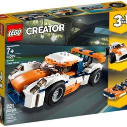 Creator - Creator Orange Racerbil