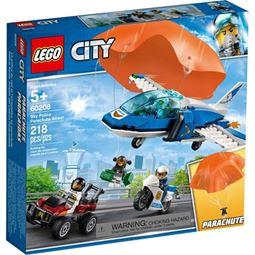 City - City Luftpolisens Fallskärmsarrest