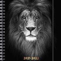 Skolalmanackor - Kalender Lion A5