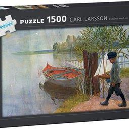 1500 - Pussel 1500 Carl Larsson Esbjörn