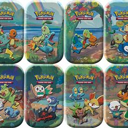 Kortspel - Pokemon 25th Celebrations Mini Tin