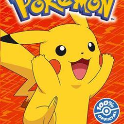 Pyssel/Målarböcker - Pysselbok Pokemon